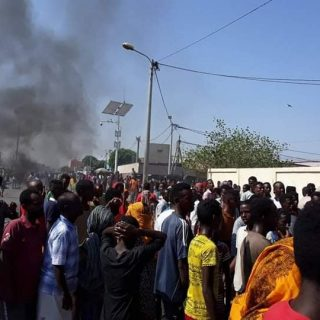 In Djibouti, opposition protests met with force