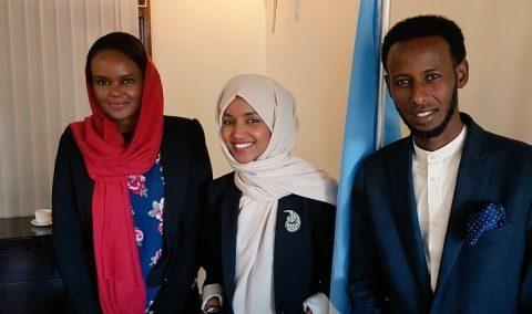 Services set for slain Somali activist, diplomat Almaas Elman