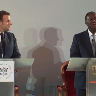 Ouattara, Macron announce the end of the CFA franc