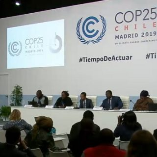 Pan-African climate leaders demand action for continent
