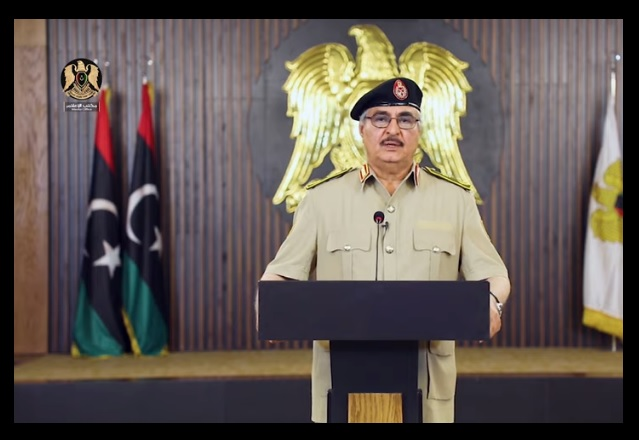 Haftar rejects Russia-Turkey ceasefire call amid intense diplomacy on Libya