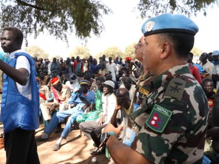 UNMISS hopes to end violence flaring in South Sudan
