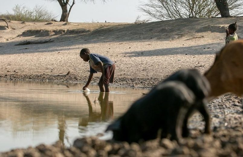 Aid agencies say Angola's drought affects 2.3 million people