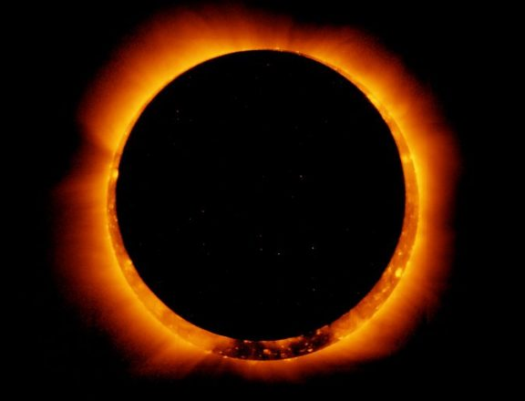 Partial solar eclipse may be visible from Horn of Africa