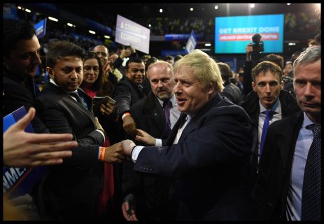 African leaders congratulate Johnson, watch for Brexit move