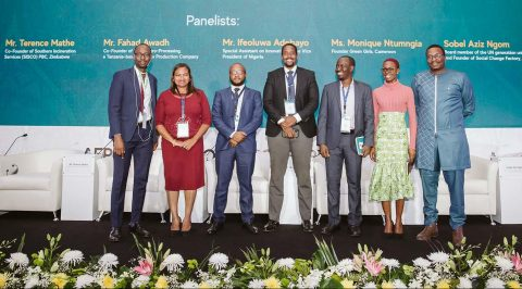 Rising African entrepreneurs want more influence on policy