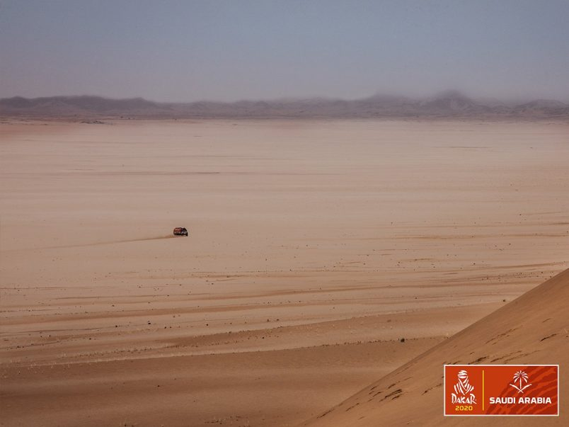 Campaigners appeal to Dakar Rally organizers on Saudi rights record