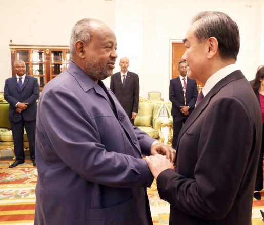 In Djibouti, China vows to back BRI projects including Doraleh
