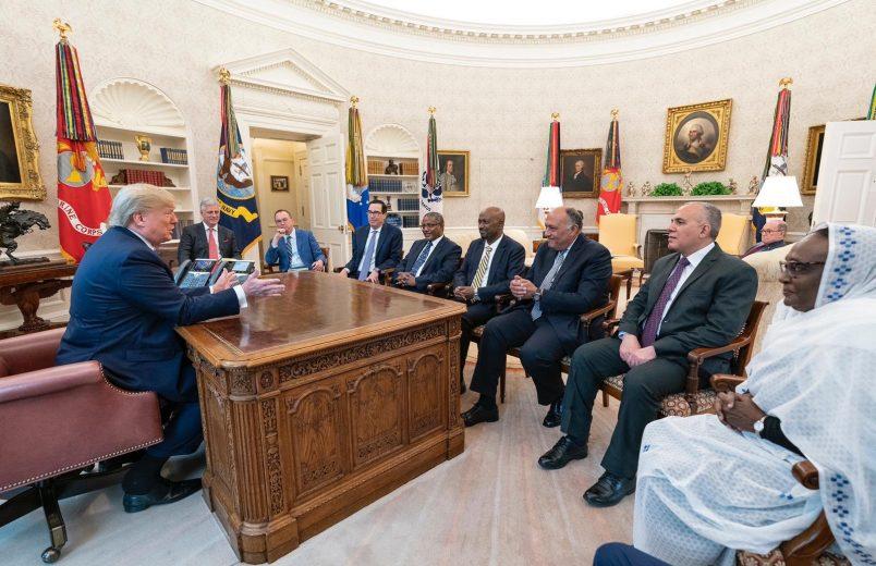 Ethiopia dam talks move closer to final agreement