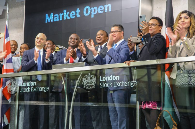 Kenya launches green bond at UK-Africa investment summit