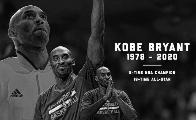 Tears, tributes as NBA star Kobe Bryant dies in crash