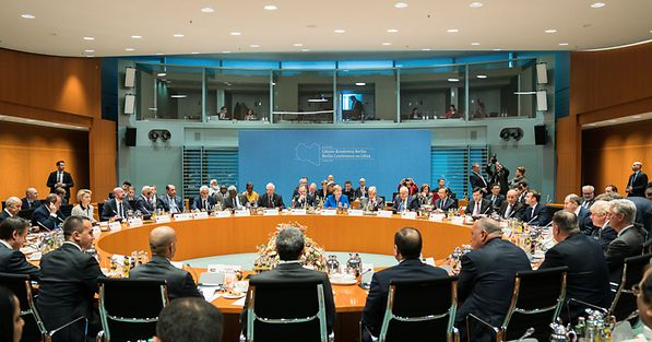 Berlin conference parties agree on Libya political solution