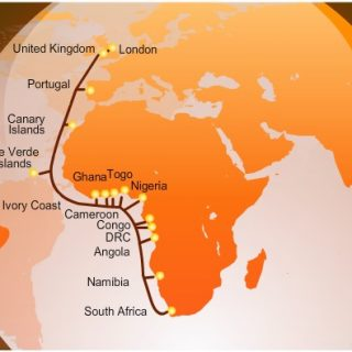Africa's undersea cable repairs continue, but so does disruptive weather