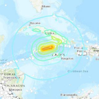 All eyes on Caribbean as 7.7-mag quake strikes near Jamaica