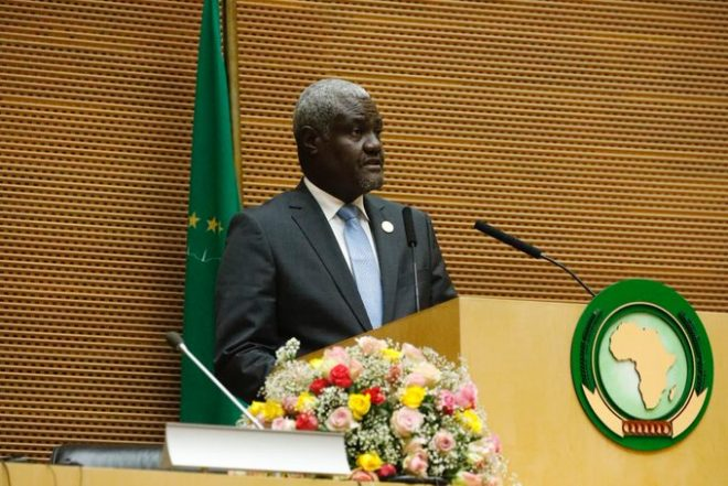 African Union summit focuses on 'Silencing the Guns'