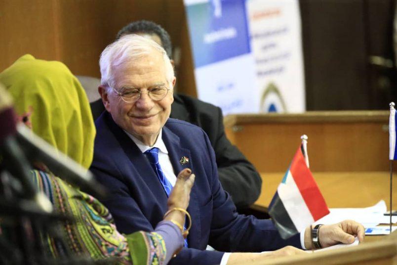 EU commits €100 million to Sudan's democratic transition