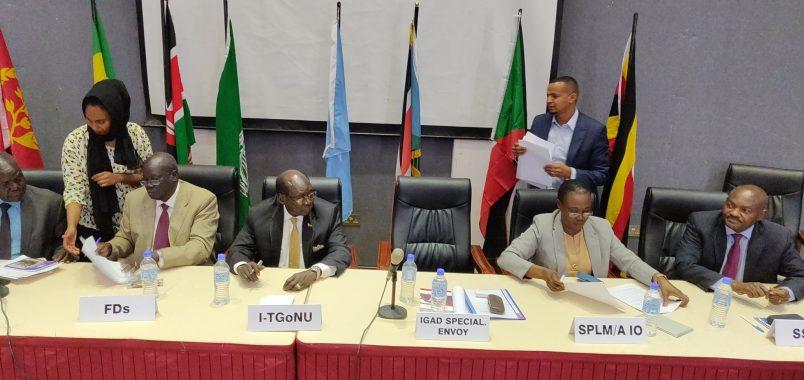 Kiir, Machar deliver unity agreement ahead of South Sudan deadline