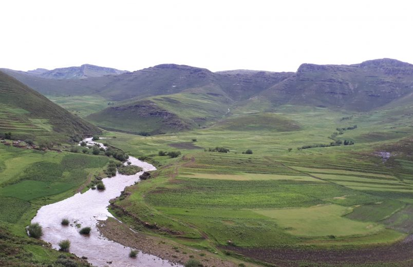 NGO calls on Lesotho to halt dam construction