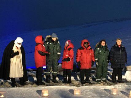 Ghana's Akufo Addo co-chairs Svalbard Seed Vault deposit events in Norway