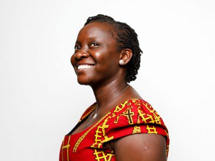 Ugandan receives award for work on gender-based violence