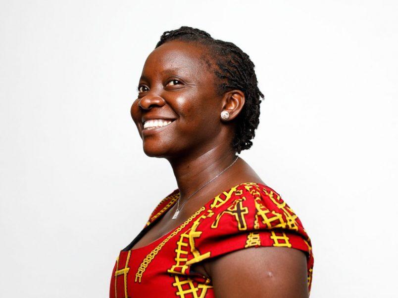 Ugandan receives award for work on gender-based violence