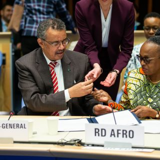 Moeti remains WHOAFRO chief as continent focuses on coronavirus