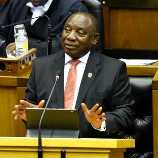 Ramaphosa focuses on SA economy in State of Nation address