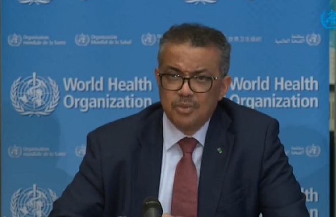 WHO warns 'this is not a drill' as more African nations report COVID-19 cases