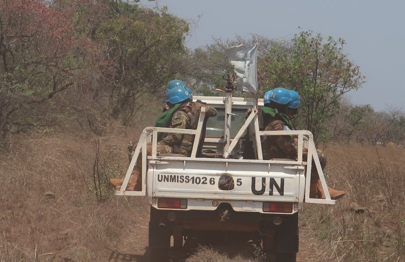 UN Security Council turns attention to South Sudan
