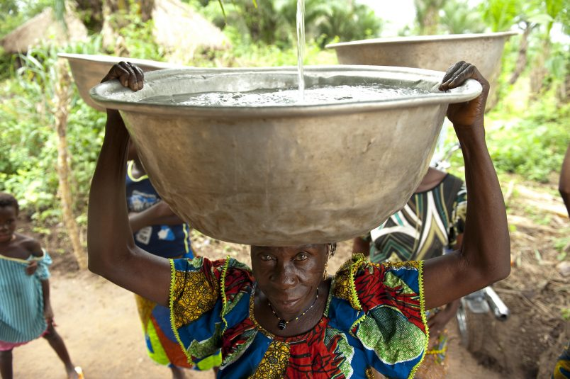 Coronavirus throws Africa's water crisis into sharp relief