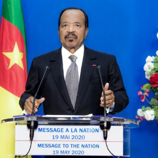 Cameroon marks National Day with Biya address