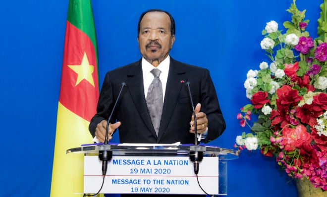 Cameroon marks National Day with Biya address