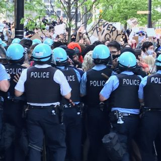 Violent protests spread across U.S. cities