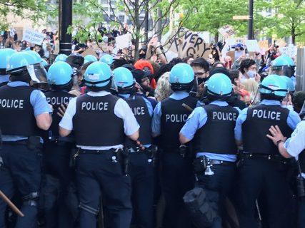 Violent protests spread across U.S. cities