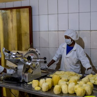 COVID-19 response must target African ag and the rural poor