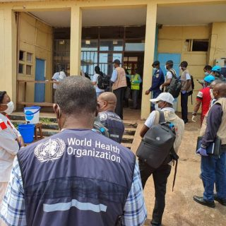 Experts rush to control new DR Congo Ebola outbreak