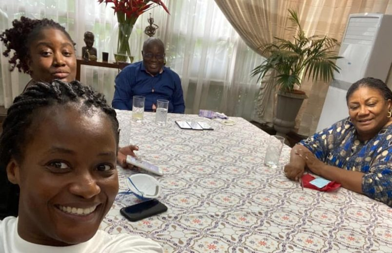 Ghana denies Akufo Addo has left country for COVID treatment
