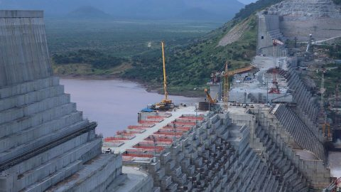 Ethiopia firm on GERD after Trump says Egypt will 'blow up that dam'