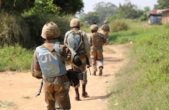 UN warns eastern DR Congo violence may constitute war crimes
