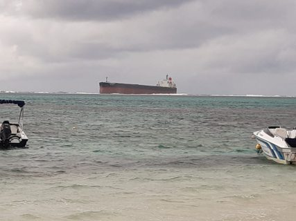 France sends help to Mauritius to deal with Wakashio oil spill
