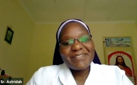 Zambian nun praised as 'unsung hero' of COVID pandemic