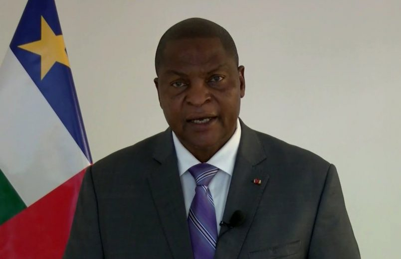In tense C.A.R., Touadéra joins Bozizé in declaring candidacy