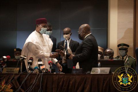 Ghana's Akufo Addo elected as new ECOWAS chair