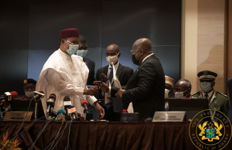 Ghana's Akufo Addo elected as new ECOWAS chair