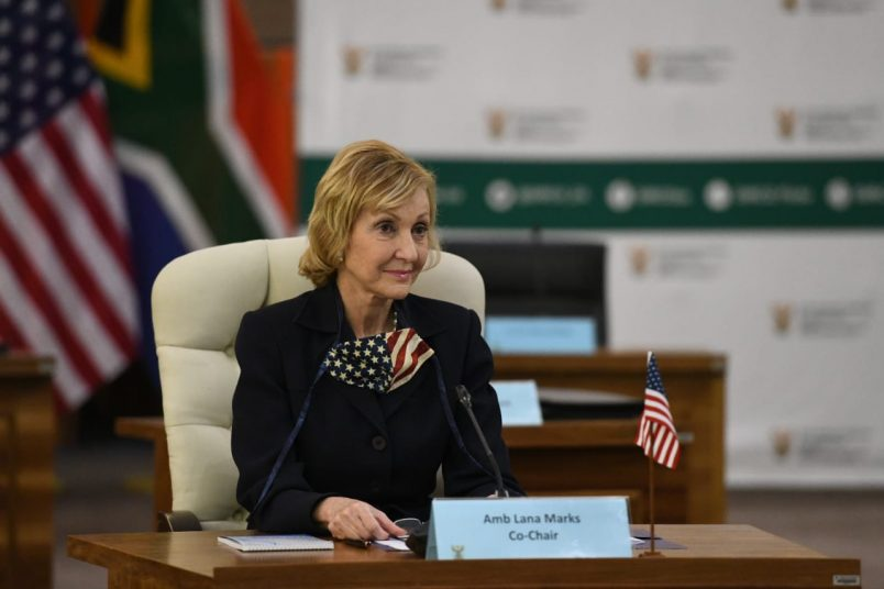 Iran denies plans to assassinate U.S. ambassador to SA