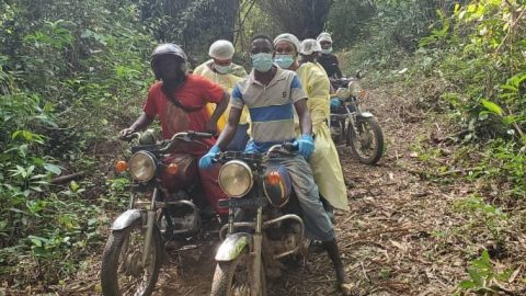 Officials worry over Ebola spread in DR Congo