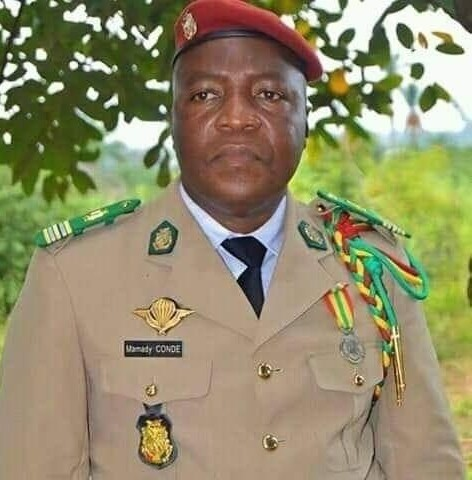 Military chief killed ahead of Guinea elections
