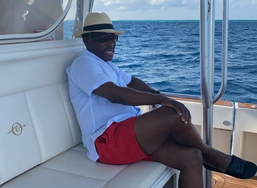 Report: EG's Teodorin Obiang spotted at exclusive Maldives resort