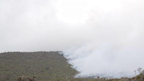 Tanzania sees progress on Kilimanjaro wildfire
