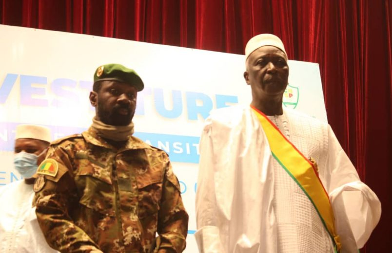 Mali's transitional government expects release of Cissé, France's Petronin